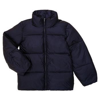 Textil Dívčí Prošívané bundy Emporio Armani 6H3B01-1NLYZ-0920 Tmavě modrá