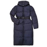 Textil Dívčí Prošívané bundy Emporio Armani 6H3L01-1NLYZ-0920 Tmavě modrá