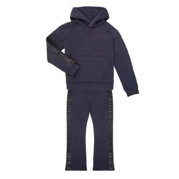 Textil Dívčí Teplákové soupravy Emporio Armani 6H3V01-1JDSZ-0920 Tmavě modrá