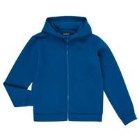 Textil Chlapecké Mikiny Emporio Armani 6H4BJM-1JDSZ-0975 Modrá