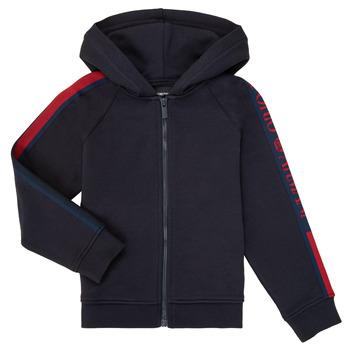 Textil Chlapecké Mikiny Emporio Armani 6H4ME2-4J3BZ-0922 Tmavě modrá