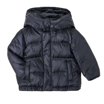 Textil Chlapecké Prošívané bundy Emporio Armani 6HHBL1-1NLSZ-0920 Tmavě modrá