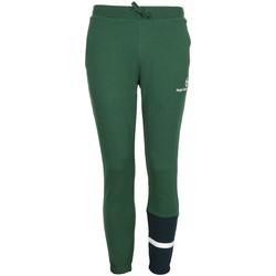 Textil Muži Teplákové kalhoty Sergio Tacchini Fraine Pant Green/ Navy Zelená
