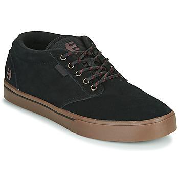 Boty Muži Skejťácké boty Etnies JAMESON MID Černá