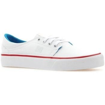 Boty Ženy Nízké tenisky DC Shoes Trease TX Bílé