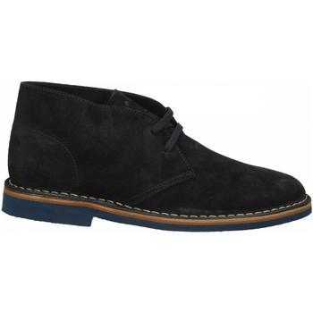 Boty Muži Kotníkové boty Frau CASTORO blu