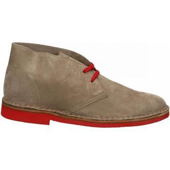 Boty Muži Kotníkové boty Frau CASTORO sughero-fire