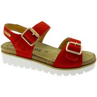 Boty Ženy Sandály Mephisto MEPHTARINAro rosso