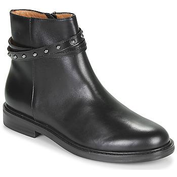Boty Ženy Kotníkové boty Karston OVMI Černá