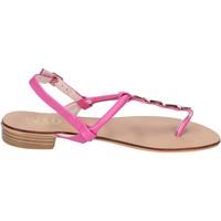 Boty Ženy Sandály Solo Soprani Sandály BN775 Růžový