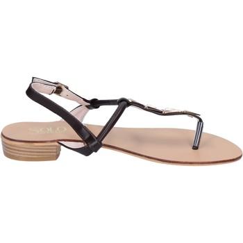 Boty Ženy Sandály Solo Soprani Sandály BN776 Hnědý