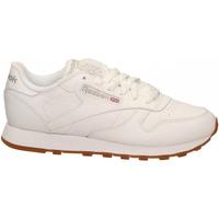 Boty Ženy Fitness / Training Reebok Sport CL LTHR white-gum