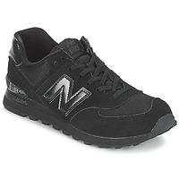 Boty Nízké tenisky New Balance M574 Černá