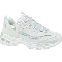 Boty Ženy Multifunkční sportovní obuv Skechers DLites-Flash Tonic bílá