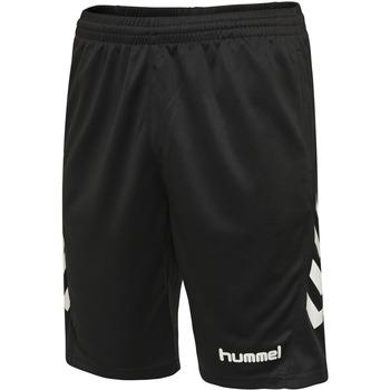 Textil Muži Kraťasy / Bermudy Hummel Short  hmlPROMO noir