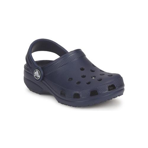 Boty Chlapecké Pantofle Crocs CLASSIC KIDS Tmavě modrá