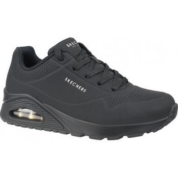 Boty Ženy Multifunkční sportovní obuv Skechers Uno-Stand on Air černá
