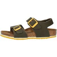 Boty Chlapecké Sandály Birkenstock 1015754 Zelená