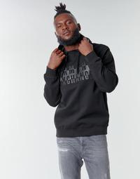 Textil Muži Mikiny Armani Exchange 6HZMFK Černá