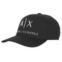 Textilní doplňky Muži Kšiltovky Armani Exchange 954039-CC513-00020 Černá