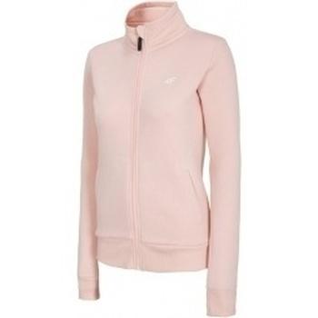 Textil Ženy Mikiny 4F Womens Sweatshirt růžová