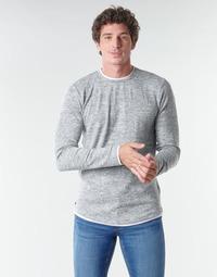 Textil Muži Trička s dlouhými rukávy Deeluxe MOHANSON Šedá