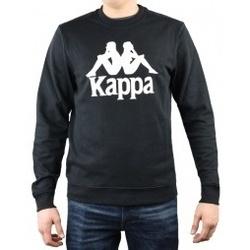 Textil Muži Mikiny Kappa Sertum RN Sweatshirt černá