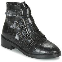 Boty Ženy Kotníkové boty Pepe jeans MALDON IMAN Černá