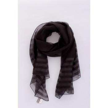 Textilní doplňky Ženy Šály / Štóly Sandro Ferrone A42-PAOLINA Černá
