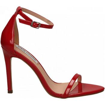 Boty Ženy Sandály Steve Madden ABBY PATENT red