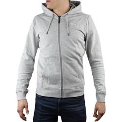 Textil Muži Mikiny Kappa Veil Hooded 707117-18M gris