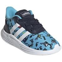 Boty Chlapecké Nízké tenisky adidas Originals Lite Racer 20 I Černé,Modré
