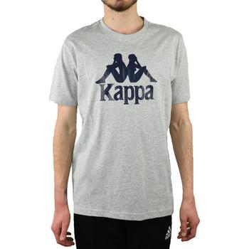 Textil Muži Trička & Pola Kappa Caspar T-Shirt 303910-15-4101M gris