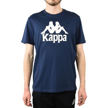 Textil Muži Trička & Pola Kappa Caspar T-Shirt 303910-821 grenade