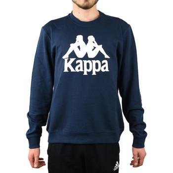 Textil Muži Mikiny Kappa Sertum RN Sweatshirt 703797-821 grenade