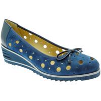 Boty Ženy Baleríny  Donna Soft DOSODS0770bl blu