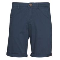 Textil Muži Kraťasy / Bermudy Jack & Jones JJIBOWIE Tmavě modrá