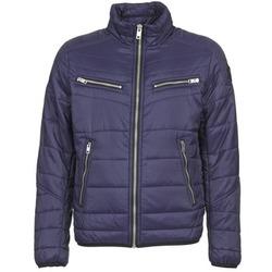 Textil Muži Prošívané bundy Diesel W-IZUMO Tmavě modrá