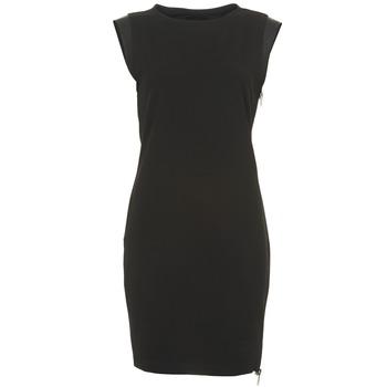 Diesel Krátké šaty D-ANNINA - Černá
