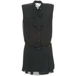 Textil Ženy Krátké šaty Diesel D-NEDORA-A Černá