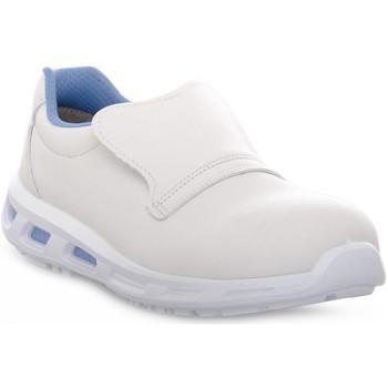 Boty Muži bezpečnostní obuv U Power BLANCO S3 SRC Bianco