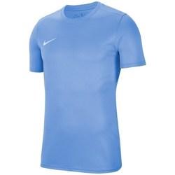 Textil Muži Trička s krátkým rukávem Nike Park Vii Modré