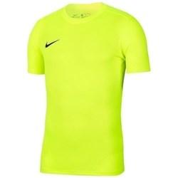 Textil Muži Trička s krátkým rukávem Nike Park Vii Bledě zelené
