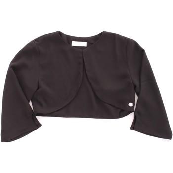 Textil Dívčí Svetry / Svetry se zapínáním Byblos Blu BJ14937 Černá