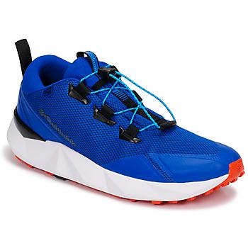 Boty Muži Multifunkční sportovní obuv Columbia FACET 30 OUTDRY Modrá