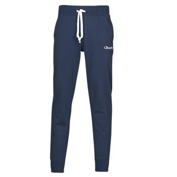 Textil Muži Teplákové kalhoty Champion HEAVY COMBED COTTON Tmavě modrá