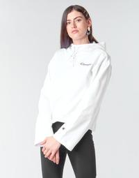 Textil Ženy Mikiny Champion HEAVY COMBED COTTON FLEECE Bílá