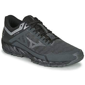 Boty Muži Běžecké / Krosové boty Mizuno WAVE IBUKI 3 GTX Černá