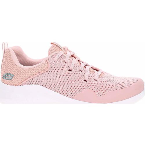 Boty Ženy Nízké tenisky Skechers Ultra Flex 2.0 - Higher Limit rose Růžová