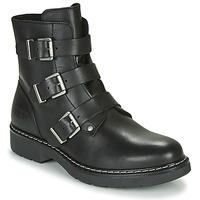 Boty Dívčí Kotníkové boty Bullboxer  Černá